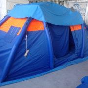 Кемпинговая палатка 4,9м х 2,3м х 2м