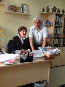 АА с Фаридой Фаридовной