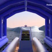 Эллинг для катера 8х5х4_Scene 4