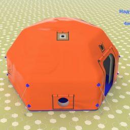 Юрта-4(4х4,6х2,6) 003