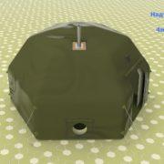 Юрта-4(4х4,6х2,6) 005