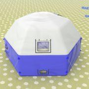 Юрта-4(4х4,6х2,6) 008
