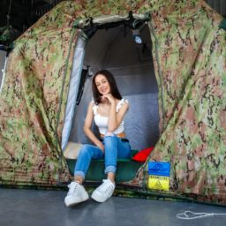 Надувные Туристические Кемпинговые Палатки от 2 до 8 человек