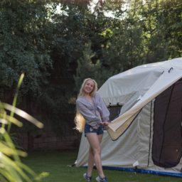 Надувные Мобильные Палатки серии 24 для оперативного проживания от 4,8 до 14,4 кв.м.