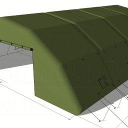 Ангар для крыши 65 16х13х4,61 01