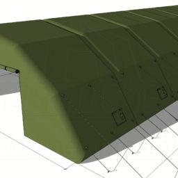 Ангар для крыши 65 24х13х4,61 01