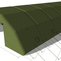 Ангар для крыши 65 28х13х4,61 01