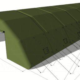 Ангар для крыши 65 32х13х4,61 01